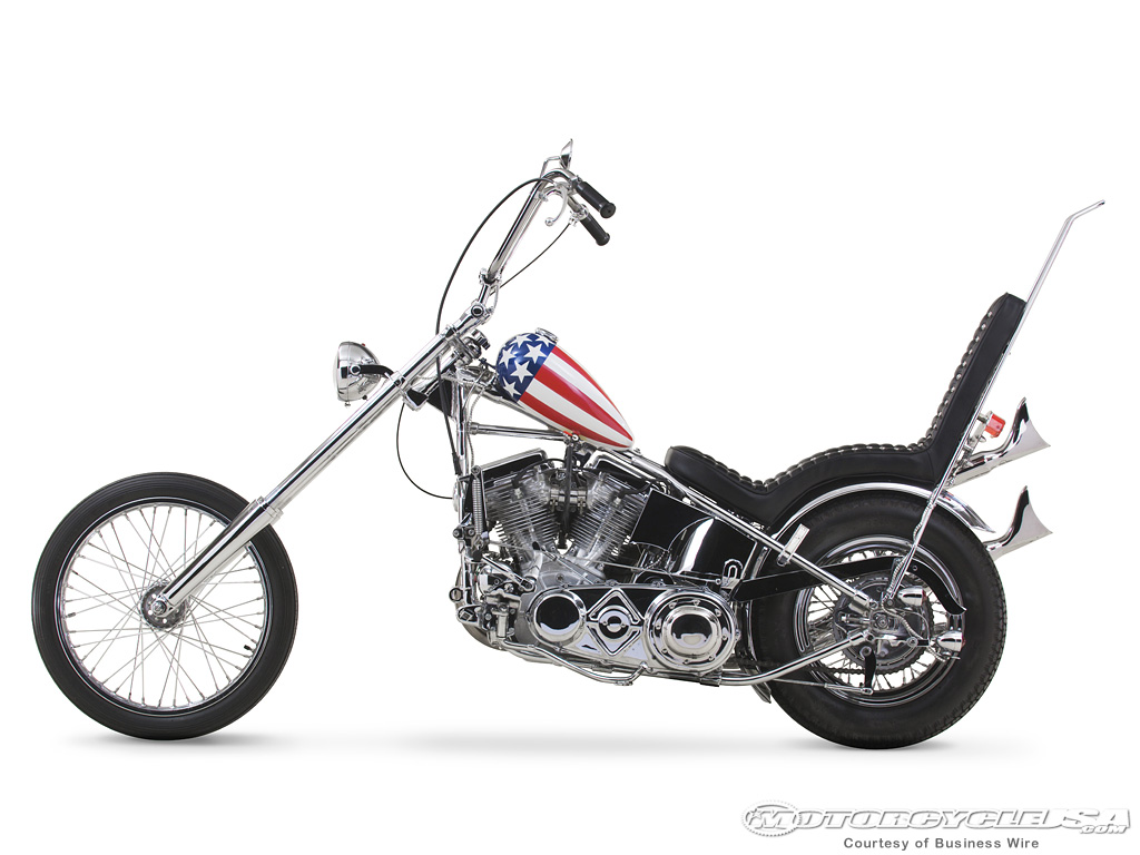 Easy rider a pursuit of american