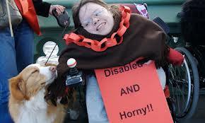DisabledHorney